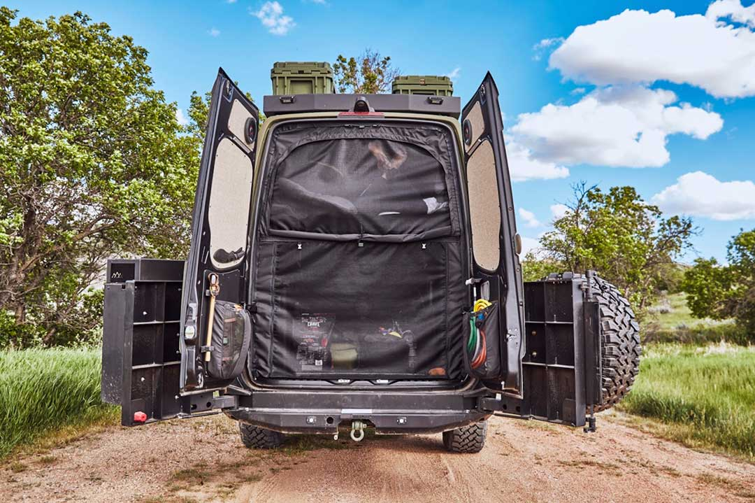 Gear Hacks: How to Live Simply and Stay Organized in Your Camper Van