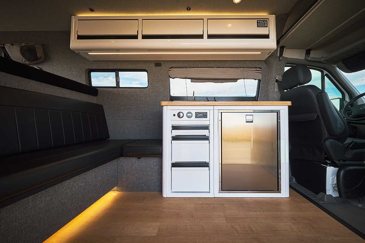 Warden-Sprinter-galley-and-top-cabinets