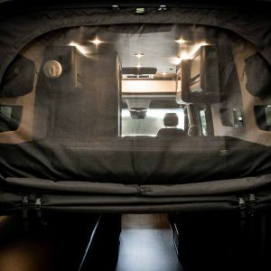 bug screen for Sprinter van
