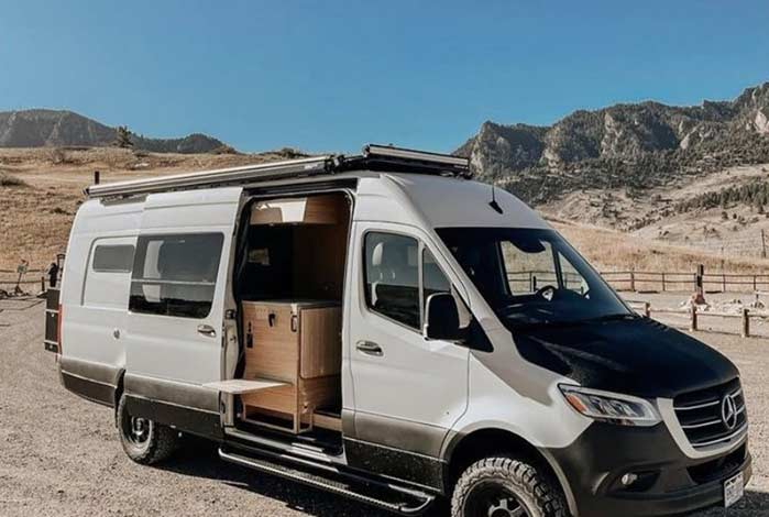 Demand for Campervans Soars for 2 Colorado Companies, 9 News story