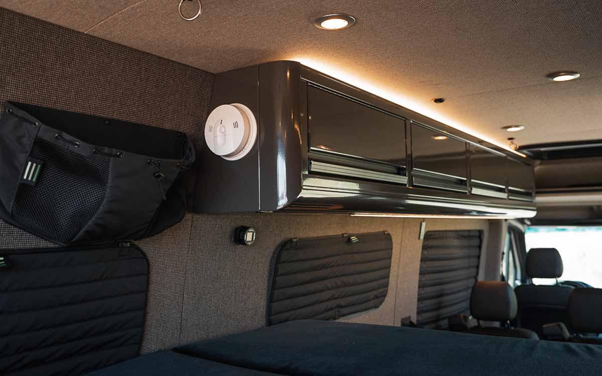 Used Sprinter Van for Sale - 2020 4x4 2500 07