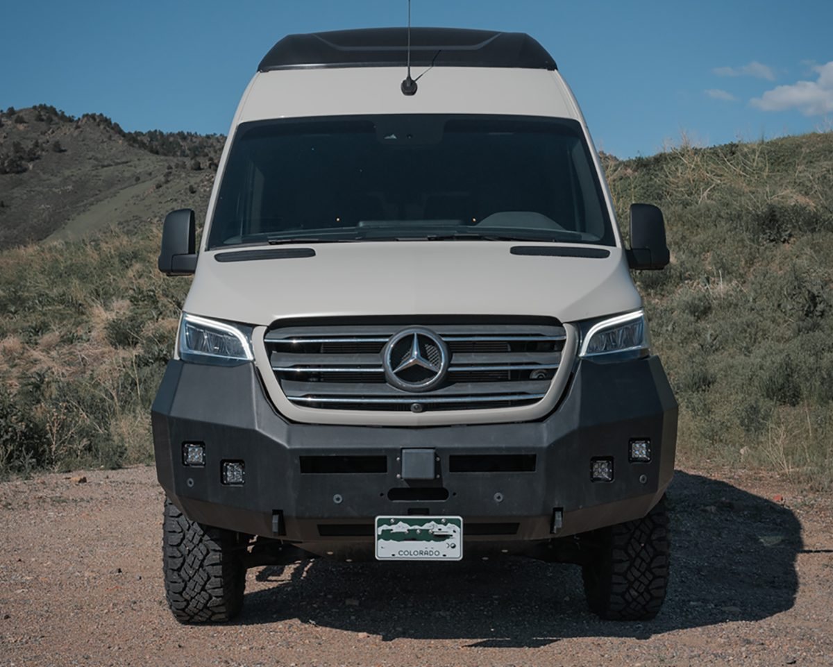 Used Sprinter Van for Sale - 2020 4x4 2500 16