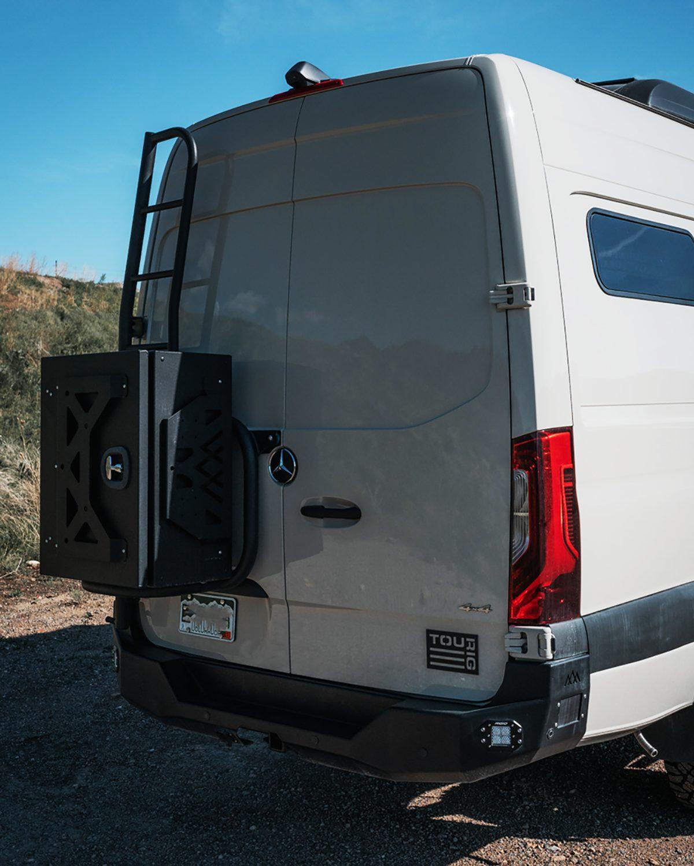 Used Sprinter Van for Sale - 2020 4x4 2500 20