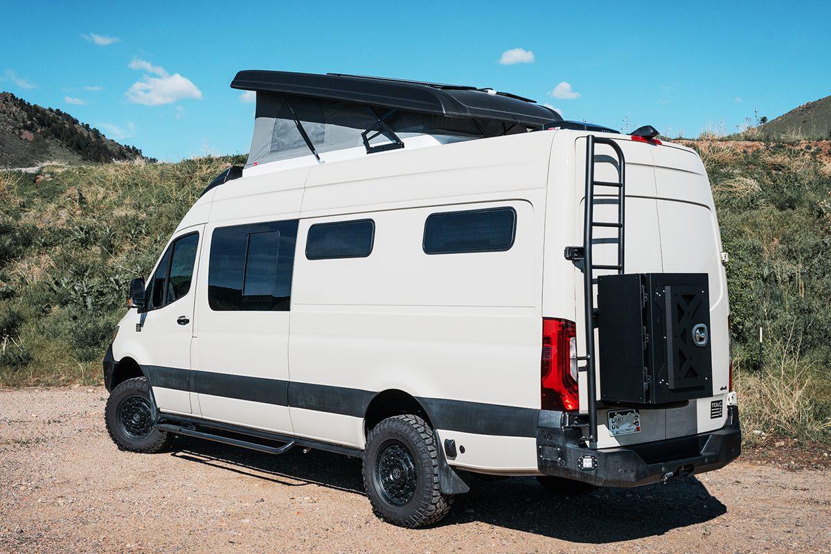 Used Sprinter Van for Sale - 2020 4x4 2500 21