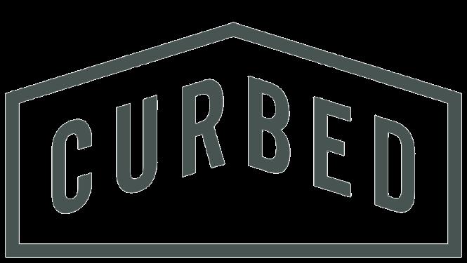 Curbed Magazine logo