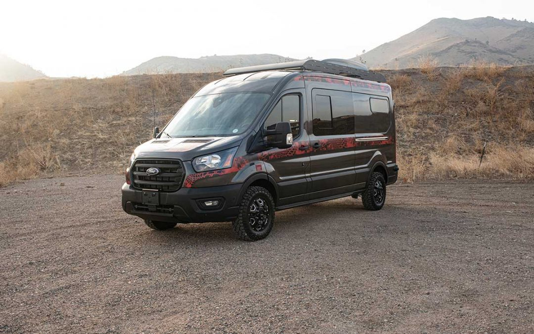 2020 Ford Transit 148 Mid Roof AWD